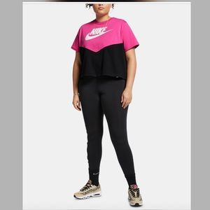 🌺Nike plus size cropped top🌺